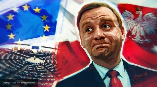 Россия выиграла на президентских выборах в Польше