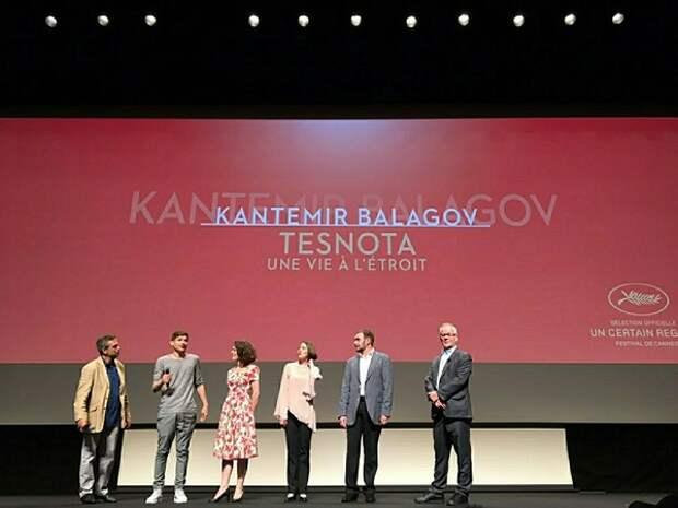 """Фильм Балагова """"Дылда"""" оказался в американском ТОП-10 уходящего года"""