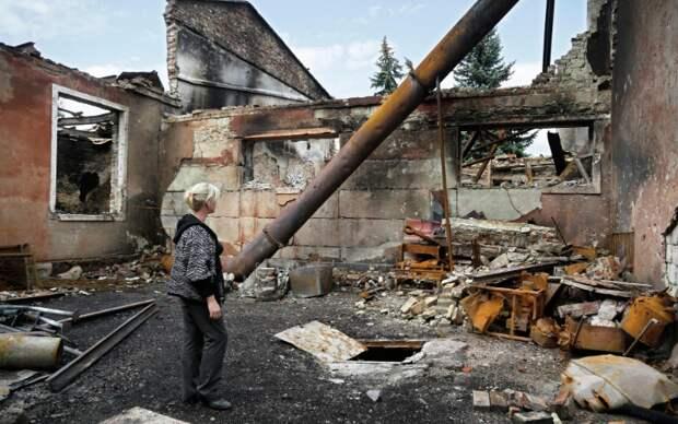 Командование разъяснило киевским карателям, как безнаказанно обстреливать республики Донбасса