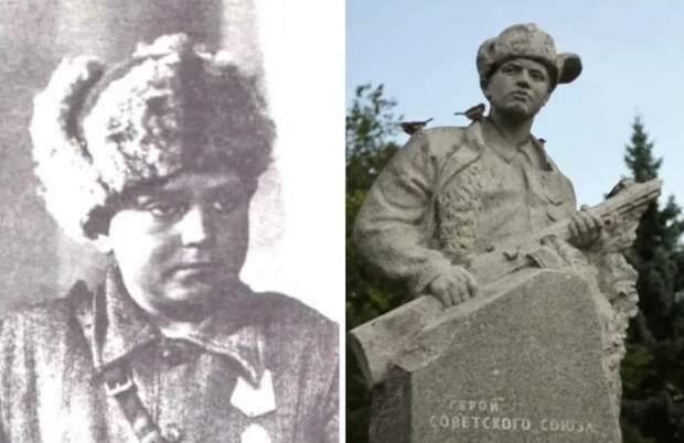 Герой Советского Союза, который из Лени так и не дорос до Леонида.