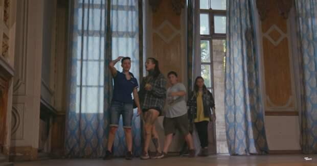 Телеканал «Пятница» обвинили в разгроме усадьбы Быково
