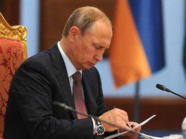 Путин одобрил штрафы за публикацию немаркированных материалов СМИ-иноагентов