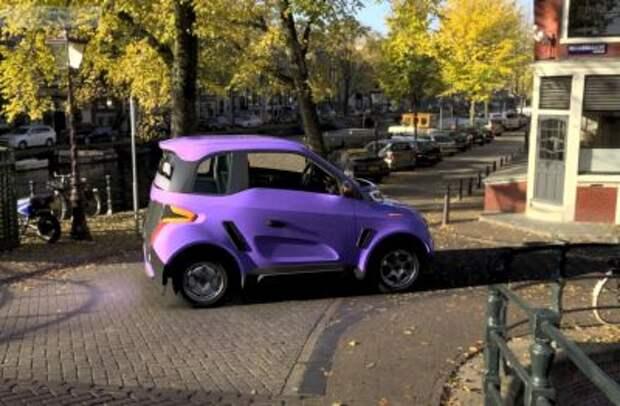 Ну Ё-мобиль! Популярность электромобиля растет в мире, но не в России