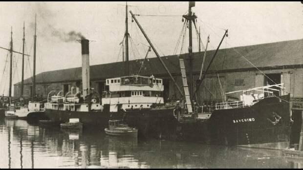 Найденные корабли-призраки. /Фото: i.ytimg.com