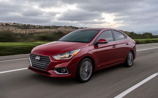 Обновление Hyundai Solaris коснется и двигателей