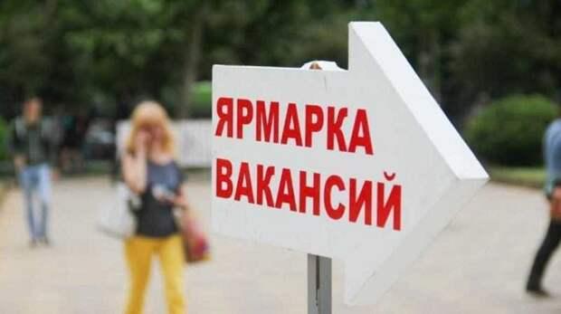Жители Краснодара смогут найти работу на ярмарке вакансий