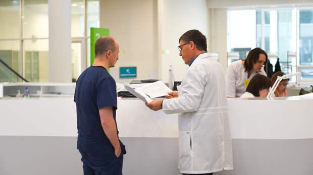 114 случаев заражения коронавирусом выявили за сутки в Москве