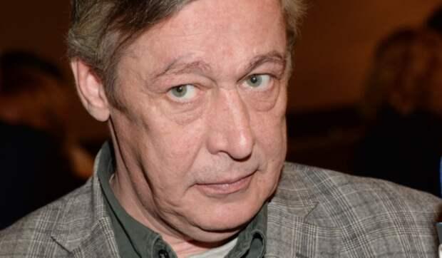 Осужденный Михаил Ефремов оставил семью без денег