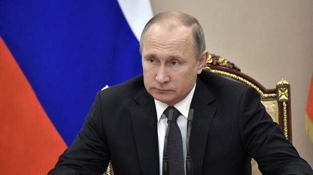 Путин сменил полпредов вфедеральных округах