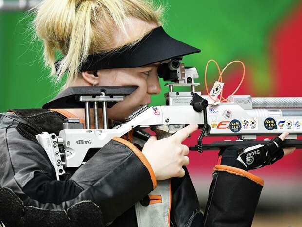 Спортсменка из Удмуртии Юлия Каримова заняла 13 место на Олимпиаде в Токио