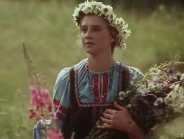 Забытые красавицы советского кино. Елена Антонова.
