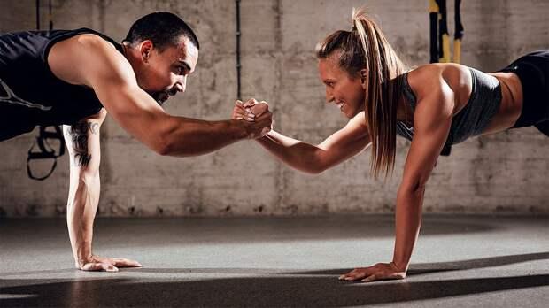 Нужныли женские тренировки мужчинам? Проверяем напримере пилатеса