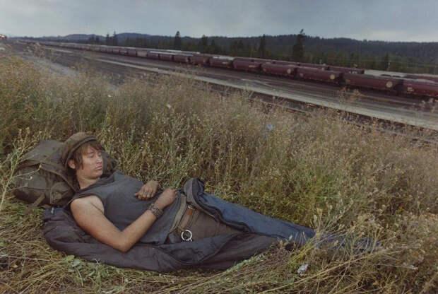 Другая Америка: мир вобъективе фотографа-панка Майка Броди
