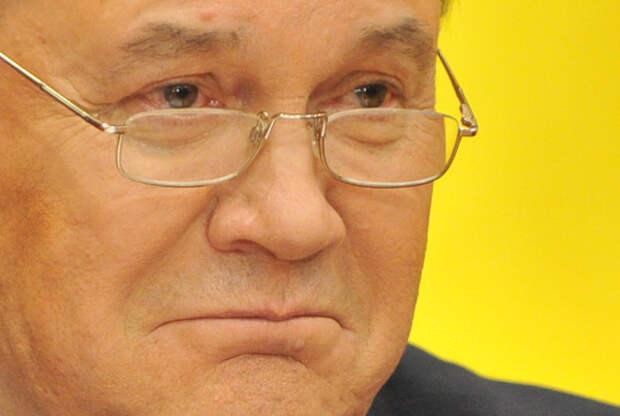 Янукович рассказал, что на Майдане его «кинули как лоха»