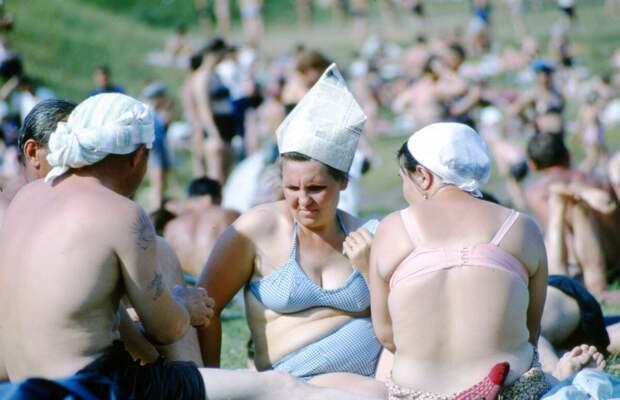 Сейчас модно позорить советских теток за внешний вид (крик души!)
