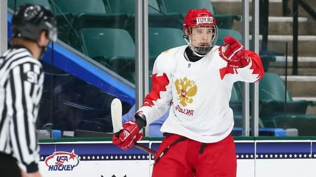 Сборная России проиграла Финляндии по буллитам на ЮЧМ-2021