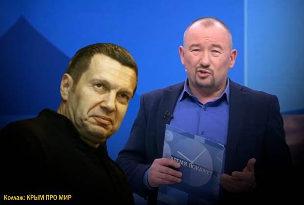 Владимир Соловтев и Артем Шейнин