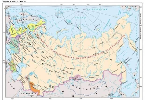 Как большевики СССР создавали