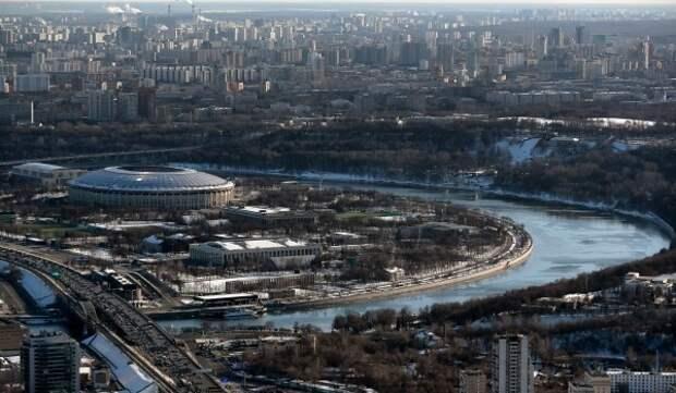 Пункт вакцинации открылся во Дворце водных видов спорта «Лужники»