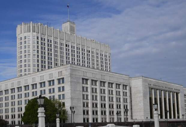 Дом правительства признали аварийным и отремонтируют за 5 млрд рублей