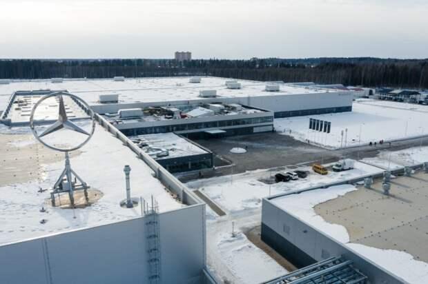 Mercedes-Benz в перспективе может расширить производство в России