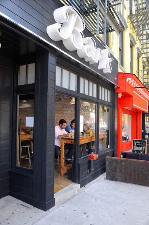 Лучшие хот-доги Нью-Йорка