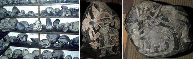 Загадка трех родственных кланов белых богов