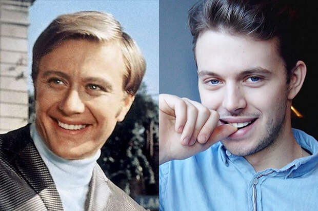 Как выглядят внуки 10 любимых советских звезд: Никулин-младший, Иван Янковский и другие