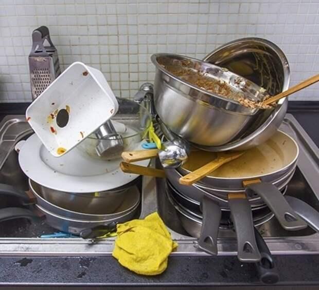 8 ошибок владельцев посудомоечных машин