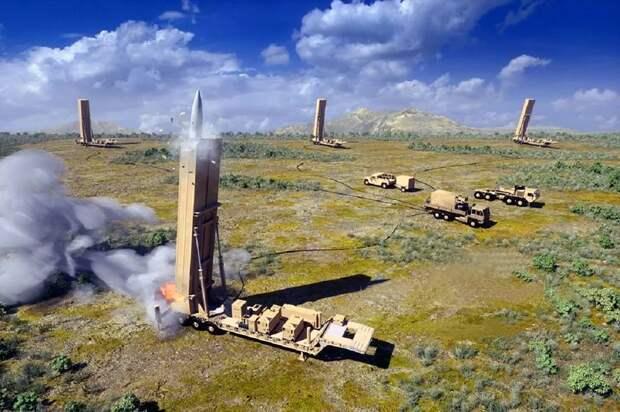 National Interest назвал американское оружие, способное лишить Россию преимущества
