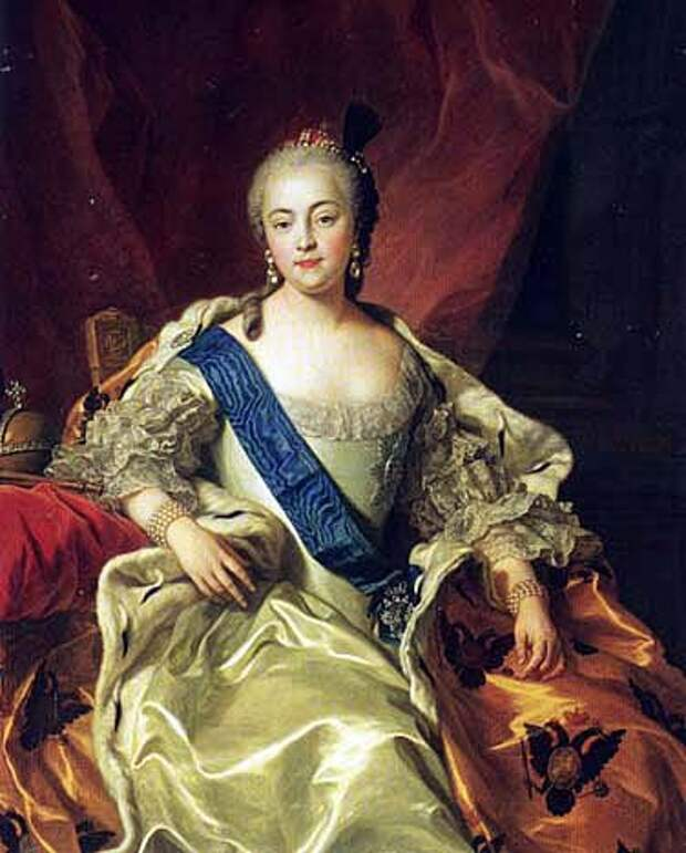 Бастарды императрицы Елизаветы Петровны