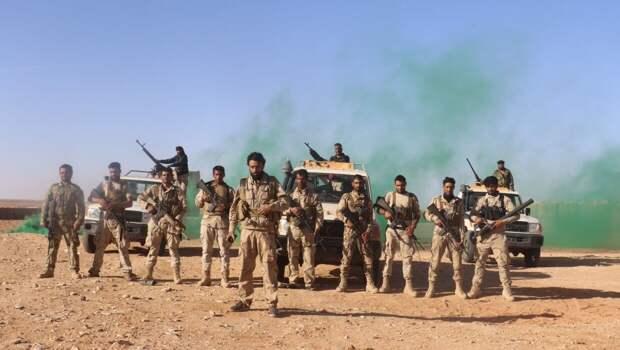 Последние новости Сирии. Сегодня 19 апреля 2020: Повальное бегство боевиков из зоны «Ат-Танф»