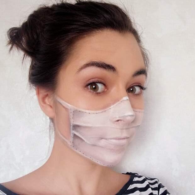 В тренде «масочный» макияж и альтернативные способы защиты от коронавируса
