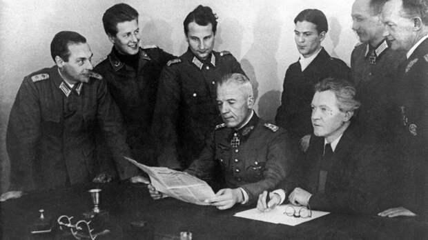 Вальтер фон Зейдлиц: как первый немецкий генерал перешел на сторону Красной Армии