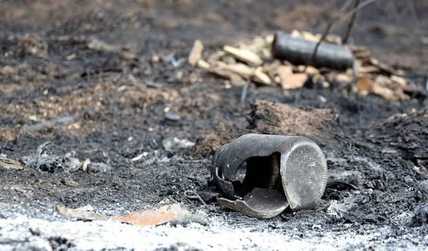 Трагический пожар произошел ночью в Карелии