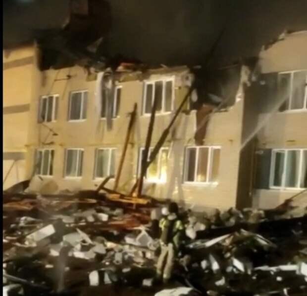 Двух сотрудников газовой службы задержали по делу о взрыве в селе Нижегородской области
