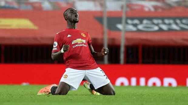 «Манчестер Юнайтед» объявил о продлении контракта с Байи