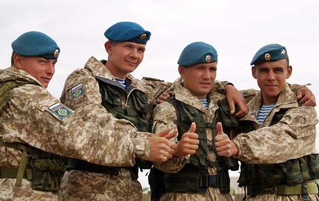 Успех ВДВ основан на силе духа, взаимовыручке и настоящей мужской дружбе: генерал Андрей Сердюков