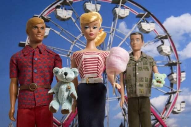 Отношения Барби и Кена не всегда безоблачны.