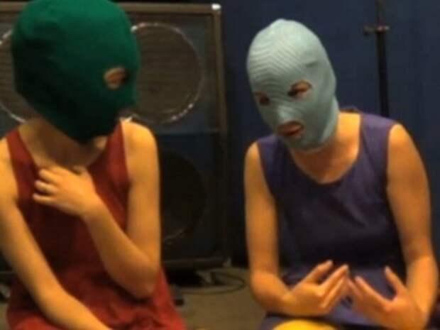 Pussy Riot дали эксклюзивное интервью The Guardian