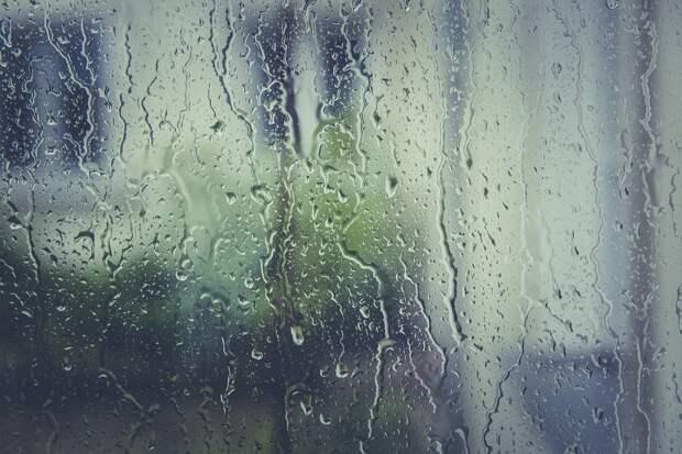 Дождь Пробки, Воды, Область Окна, Капельного