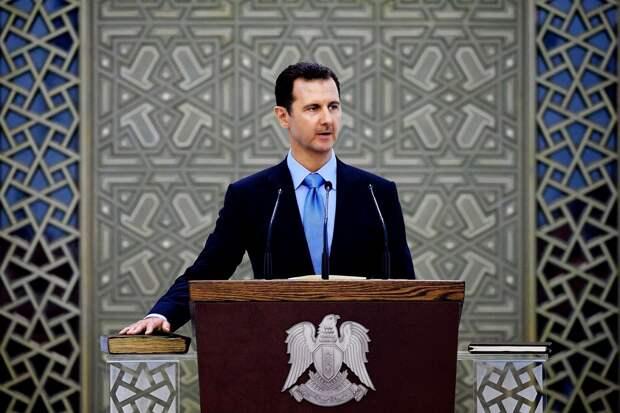 Выборный фарс в Сирии лишь отдаляет мир