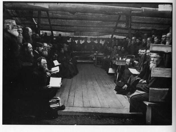 Съезд старообрядцев в Нижнем Новгороде