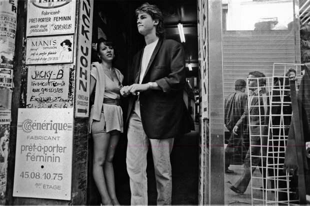 Труженицы секс-индустрии с улицы Сен-Дени. Фотограф Массимо Сормонта 54