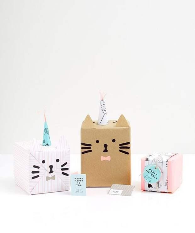 Упаковка для детей