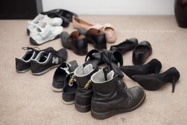 Честный фоторепортаж отом, как проходят домашние роды