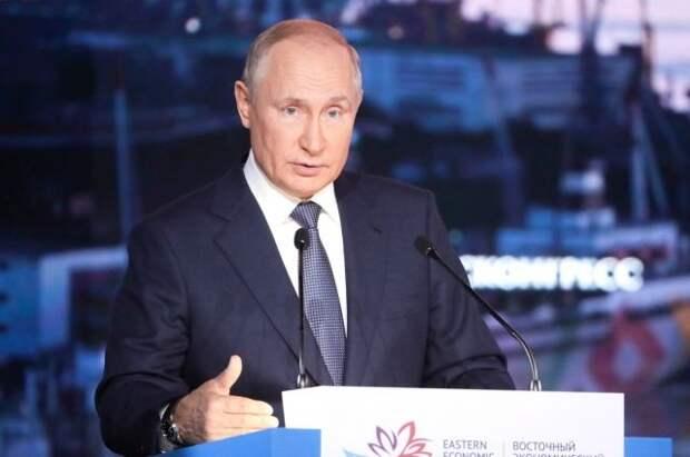 Путина пригласили на виртуальный саммит по борьбе с COVID-19 в США