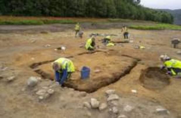 В Норвегии нашли массовое захоронение викингов