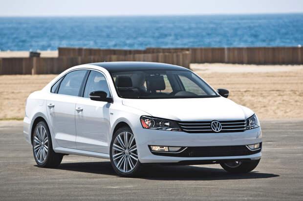 Стоит ли брать Volkswagen с пневмоподвеской