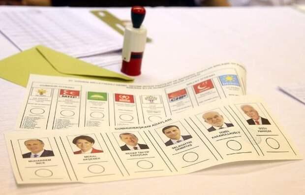 ВТурции проходят досрочные парламентские ипрезидентские выборы